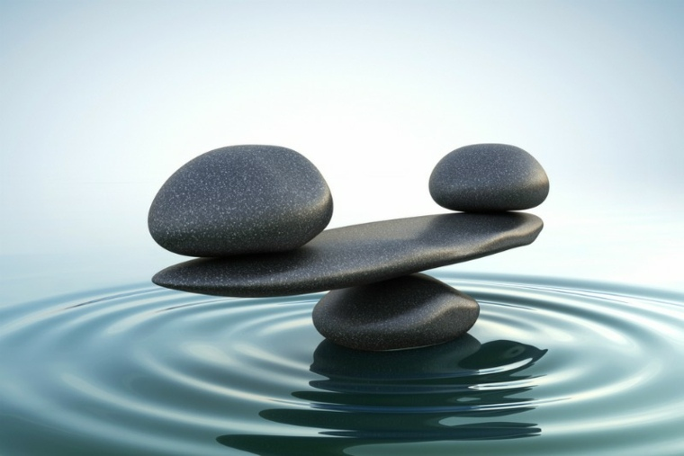 feng-Shui-piedras-en-agua
