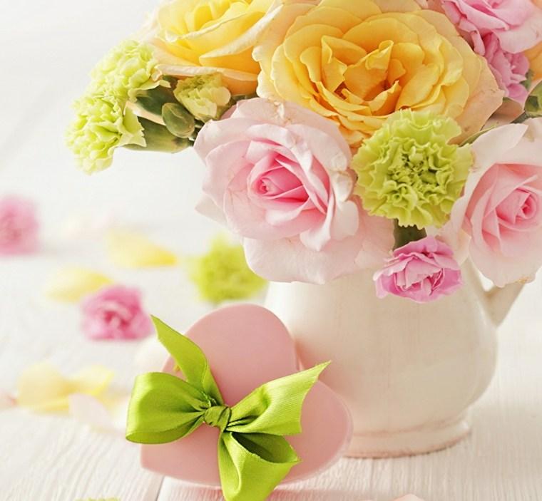 floreros de piso modernos-decoracion