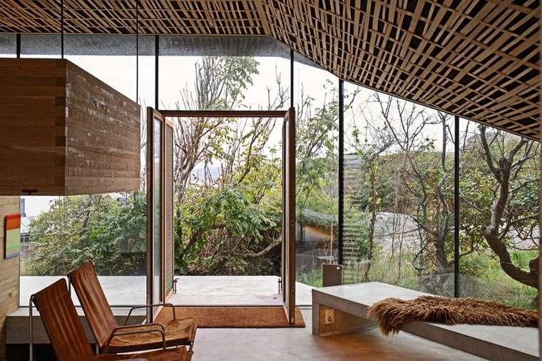 fotos-de-casas-Noruega-cabana-unica-diseno-interior-moderno