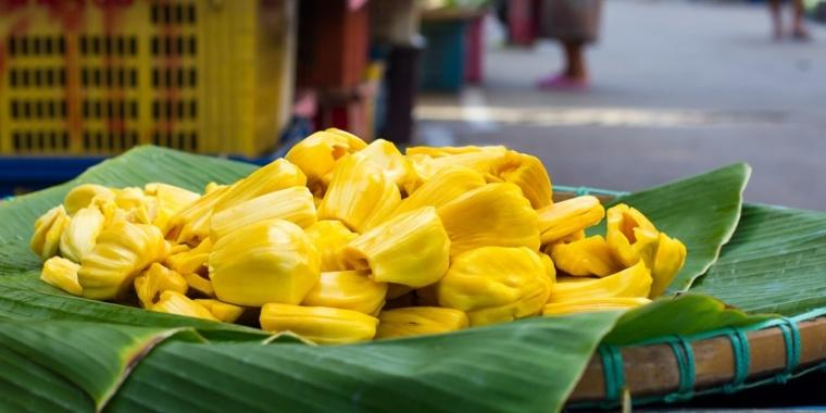 fruta jackfruit