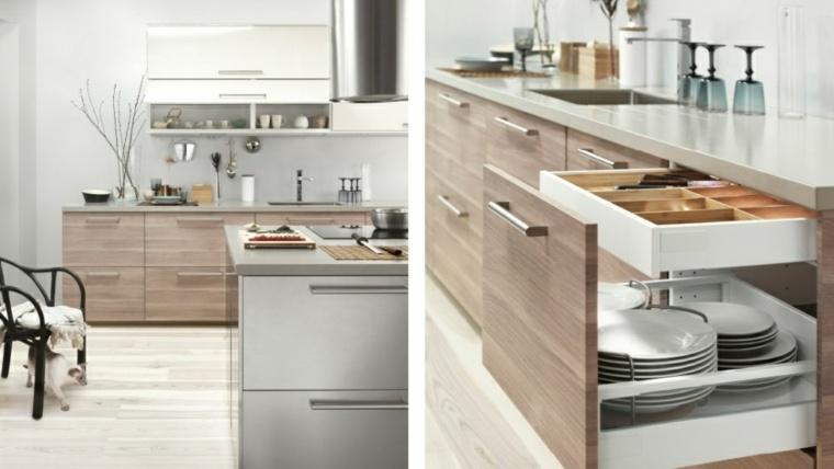 funcionales-gavetas-abiertas-cocinas