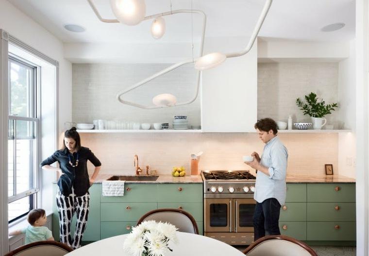 Muebles de cocina Ikea: bajo costo, buena calidad