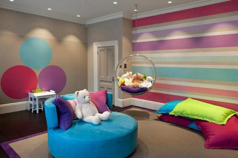 habitación-infantil-colores