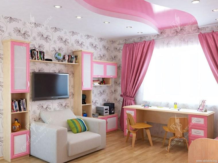 habitación-infantil-dulce