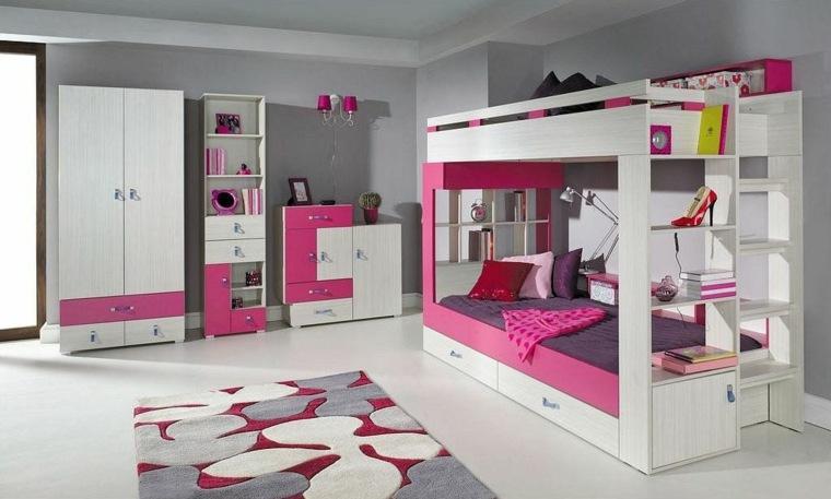 habitación-infantil-litera