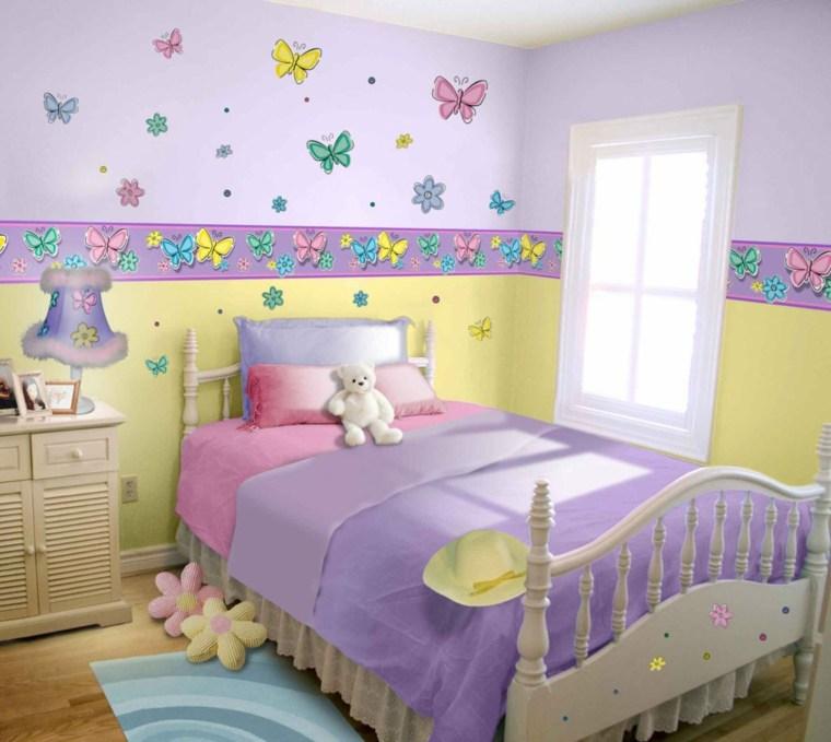 habitaciones para niñas modelo