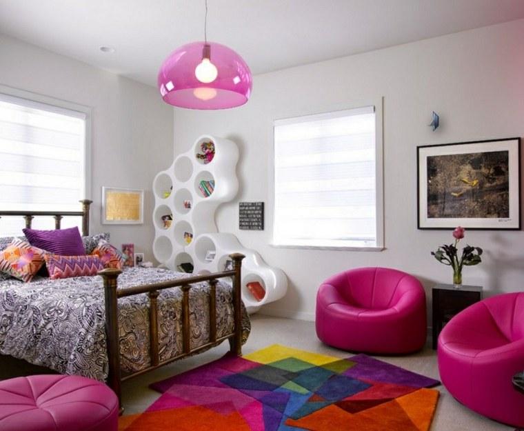 habitaciones para niñas origunales