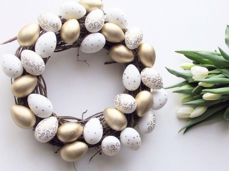 huevos de pascua-elegantes-coronas