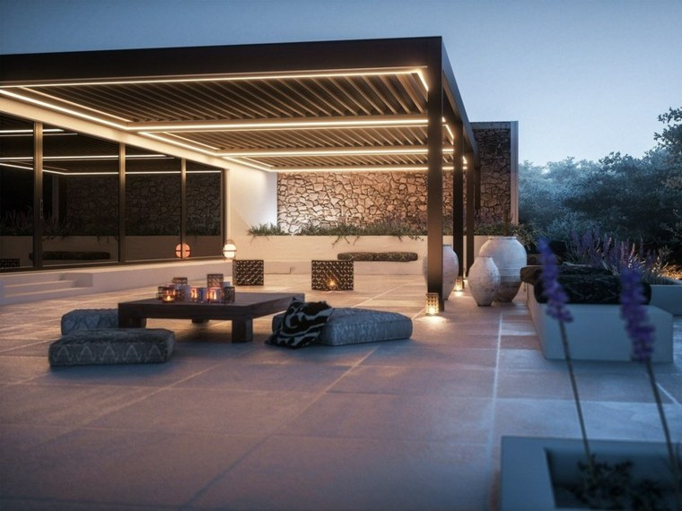 ideas-iluminacion-bella-muebles estilo