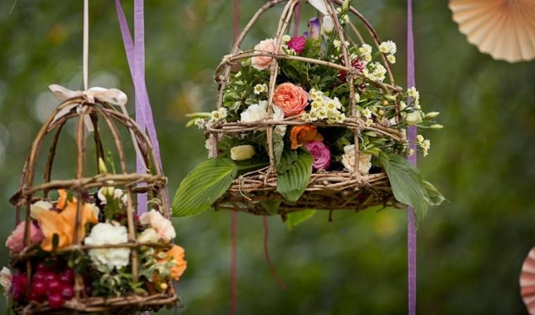 ideas para bodas-rosas-detalles-colgar