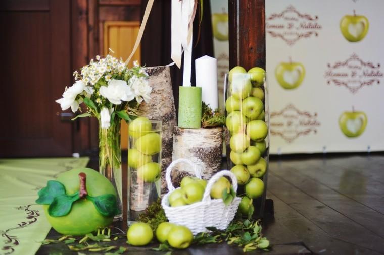ideas-para-bodas-rosas-opciones-originales-frutas