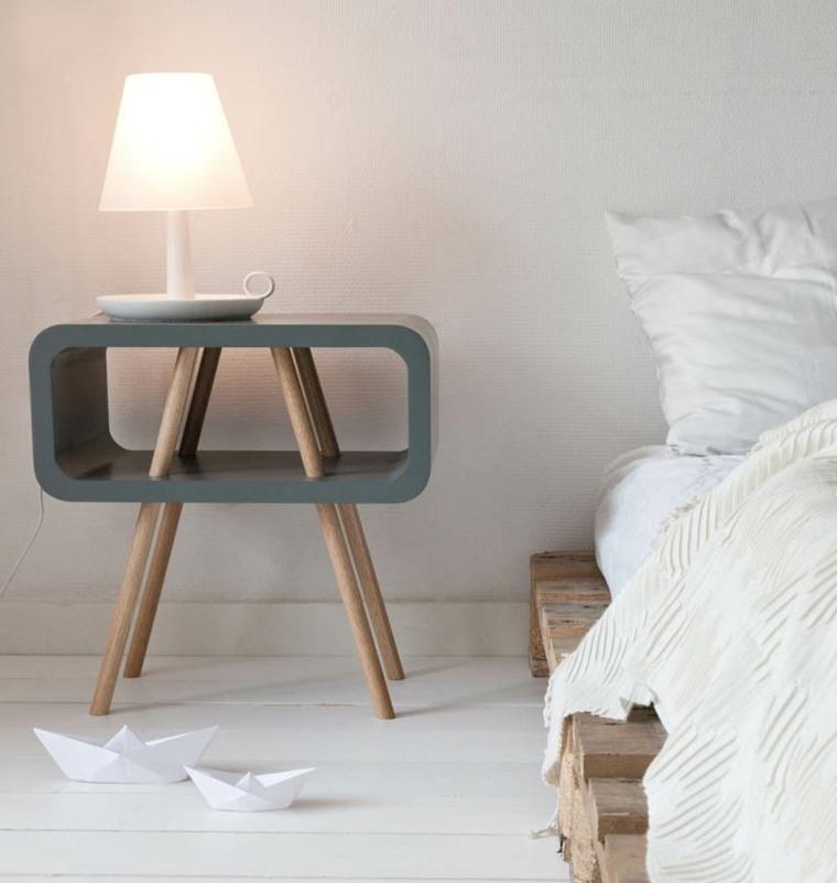 ideas para decorar-dormitorios-mesitas-noche