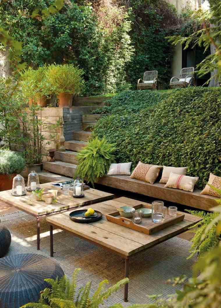 ideas-para-jardines-estilo-muebles-madera