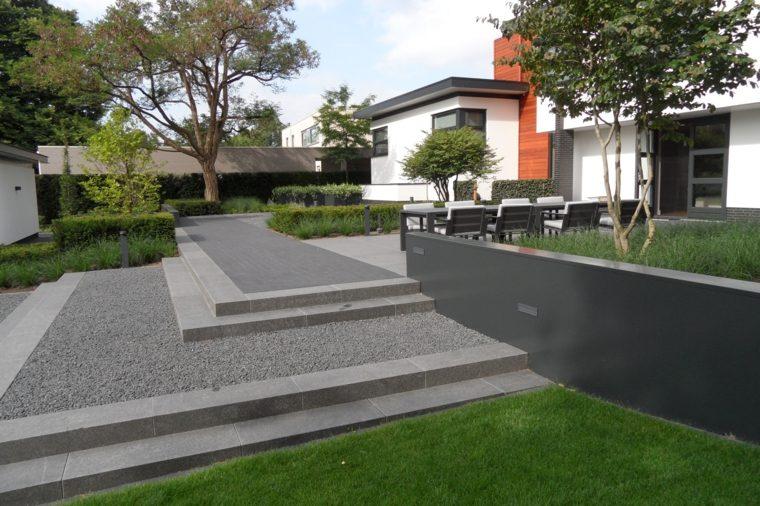 ideas for garden steps
