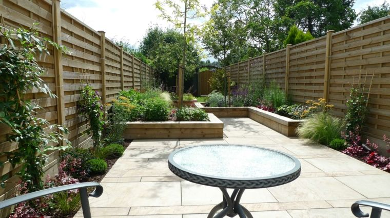 ideas for small gardens (2)