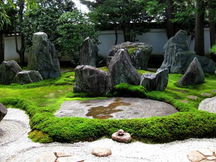 ideas-piedras-grandes-posicionadas-jardin-zen