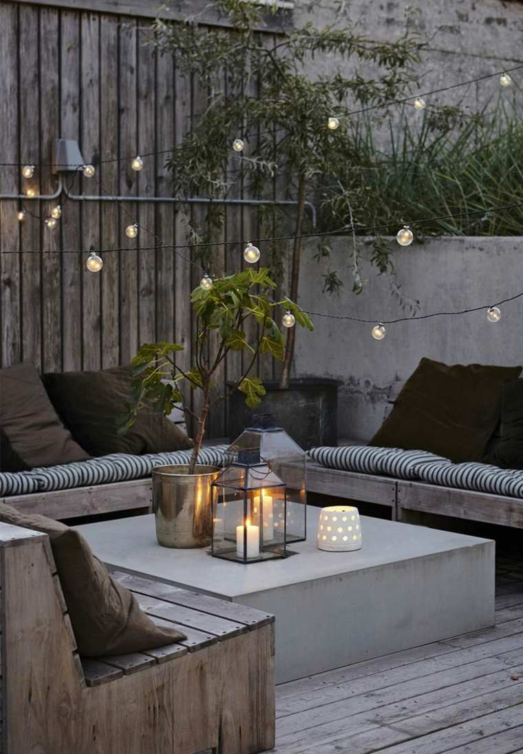 ideas para terrazas y balcones estilo chill out