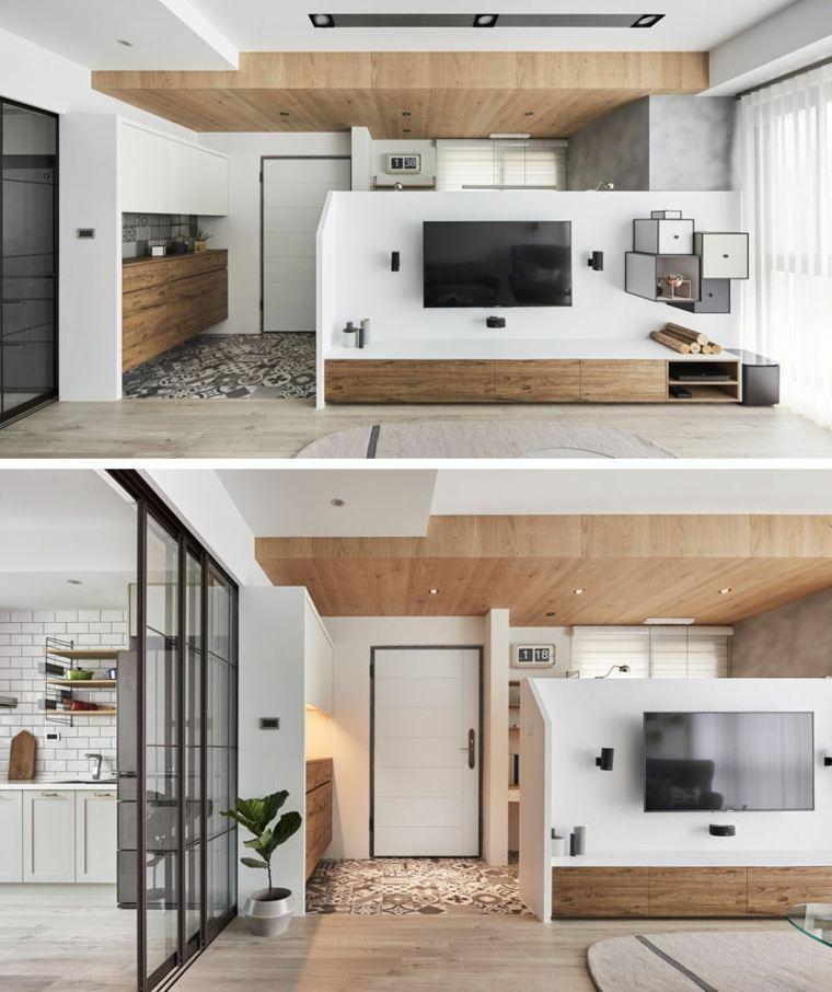 ideas de diseño de Interior de la firma NORDICO