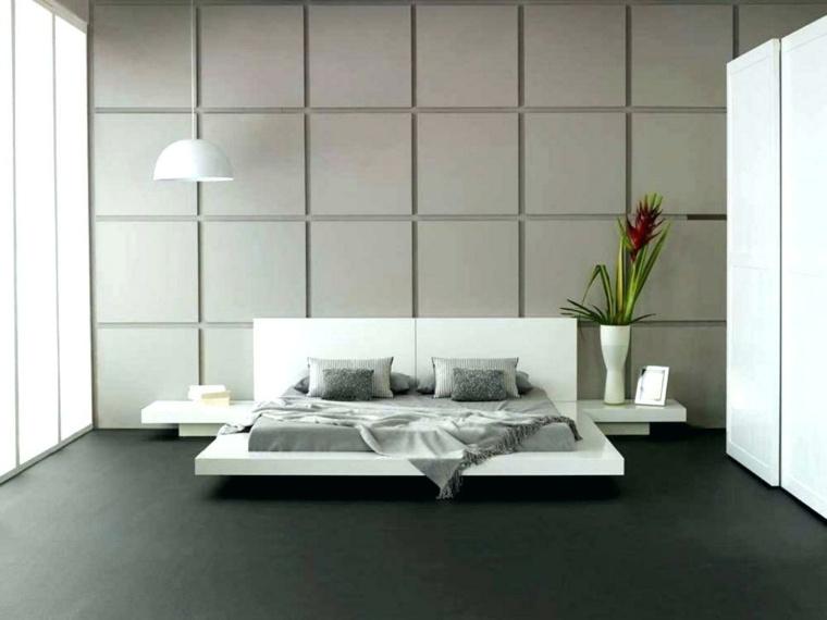 interiores de casas modernas-dormitorios-asiaticos