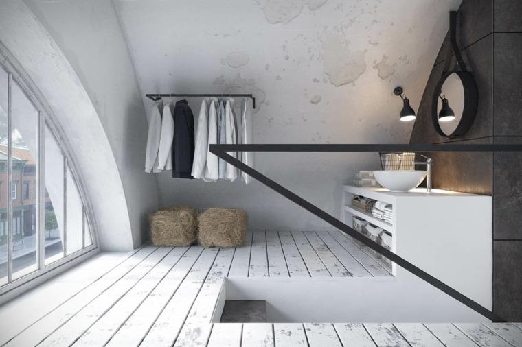 interiores desvan-industrial