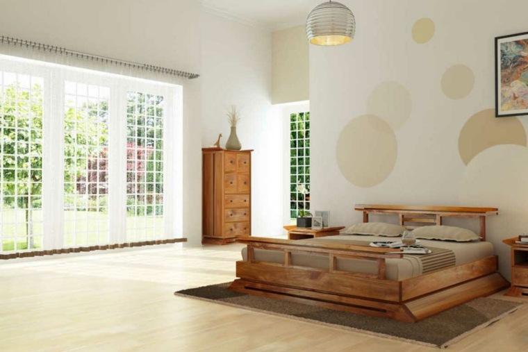 interiores modernos-dormitorios-estilo-asiatico