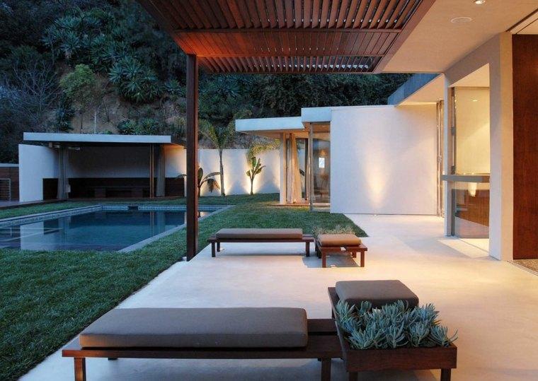 jardin-diseno-simple-opciones-pergola-moderna