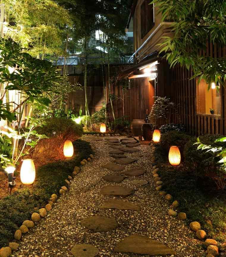 jardin-japones-ideas-iluminacion-camino-estilo-japones