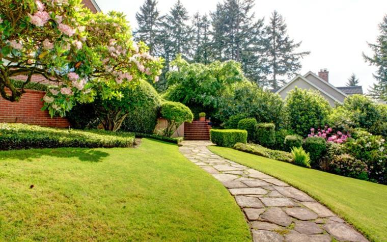 jardinería piedras-naturales