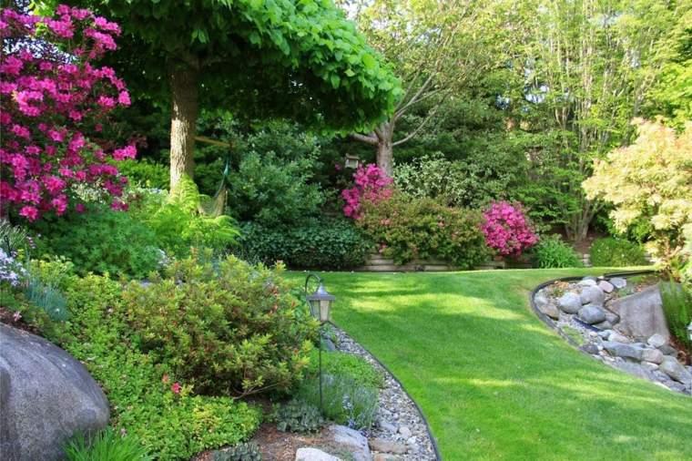 jardinería sendero-de-grava