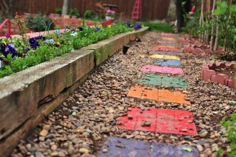 jardinería sendero-original