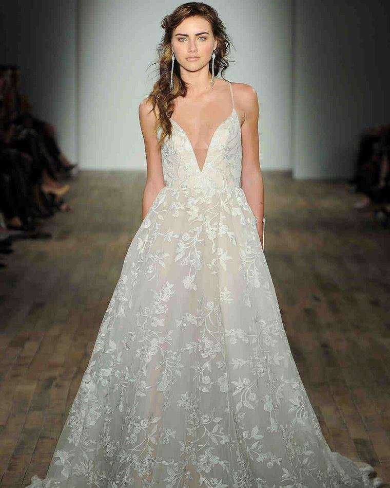 vestidos novia 2018 - conoce las tendencias de la moda nupcial -