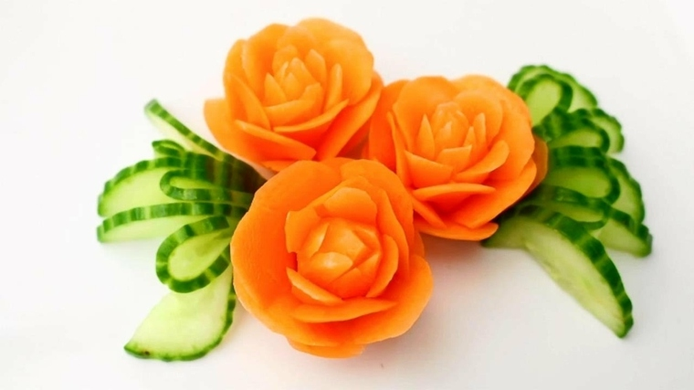 jugo de zanahoria-decoraciones-ensaladas