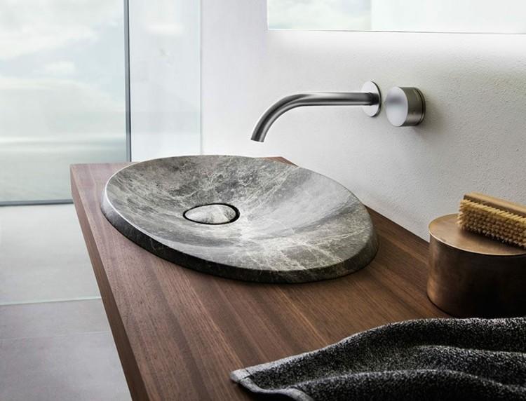 lavabo-roca-madera-estilo
