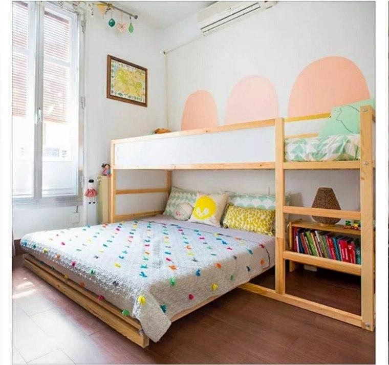muebles de Ikea para dormitorios infantiles