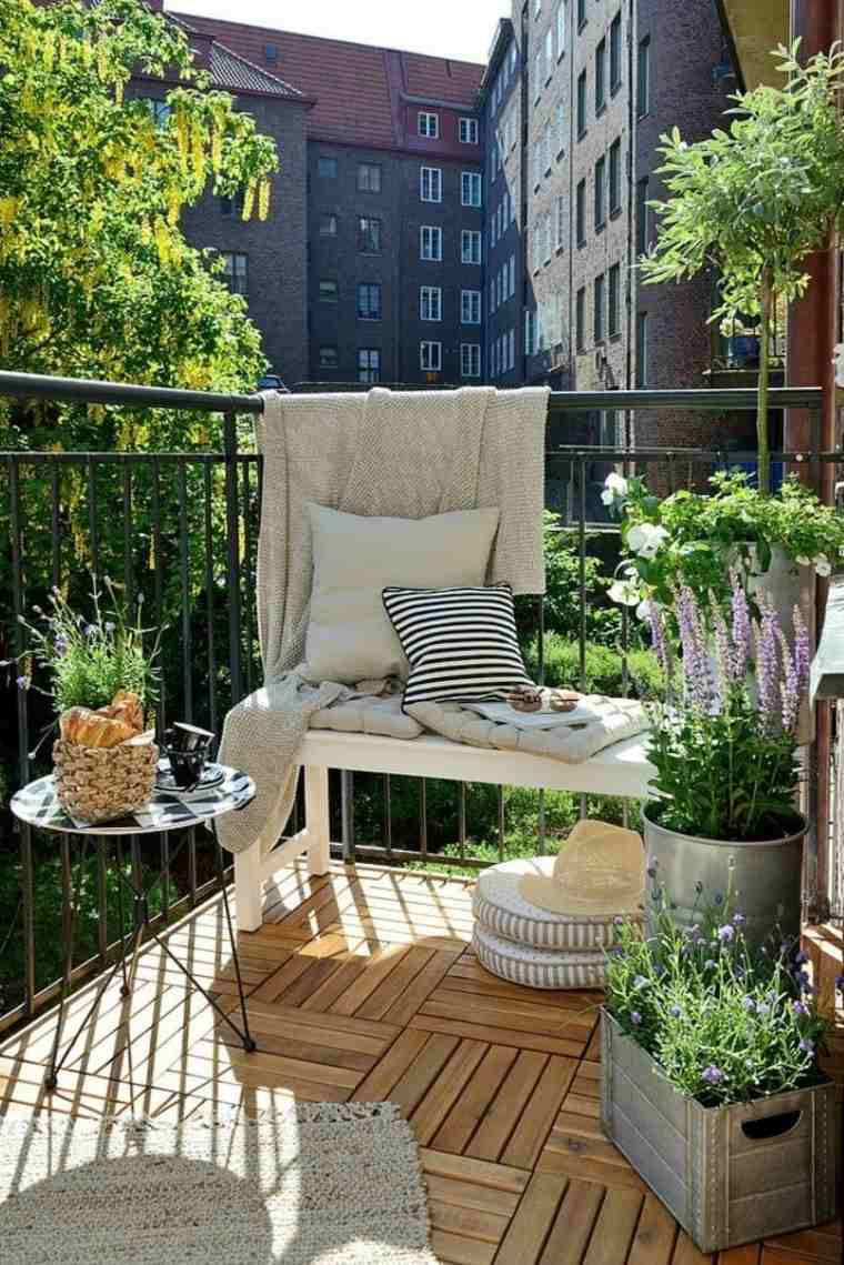 ideas para balcones estilo chill out
