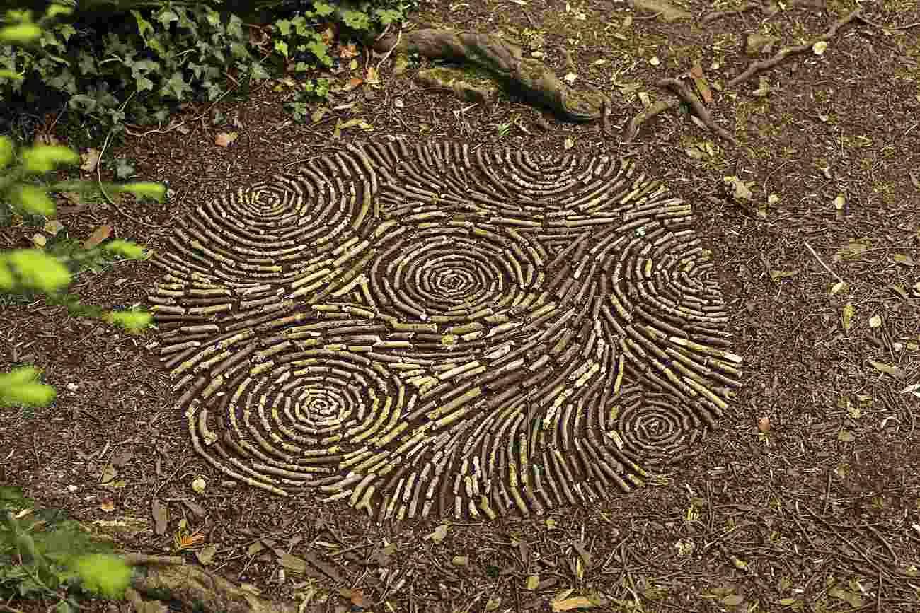 mandalas espectaculares-madera-naturaleza