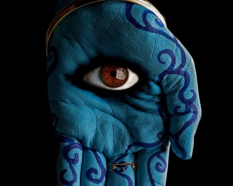 Amuleto turco contra el mal de ojo