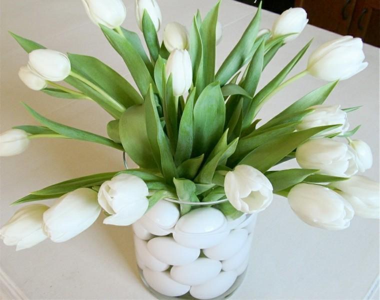 manualidades de ninos-pascua-flores