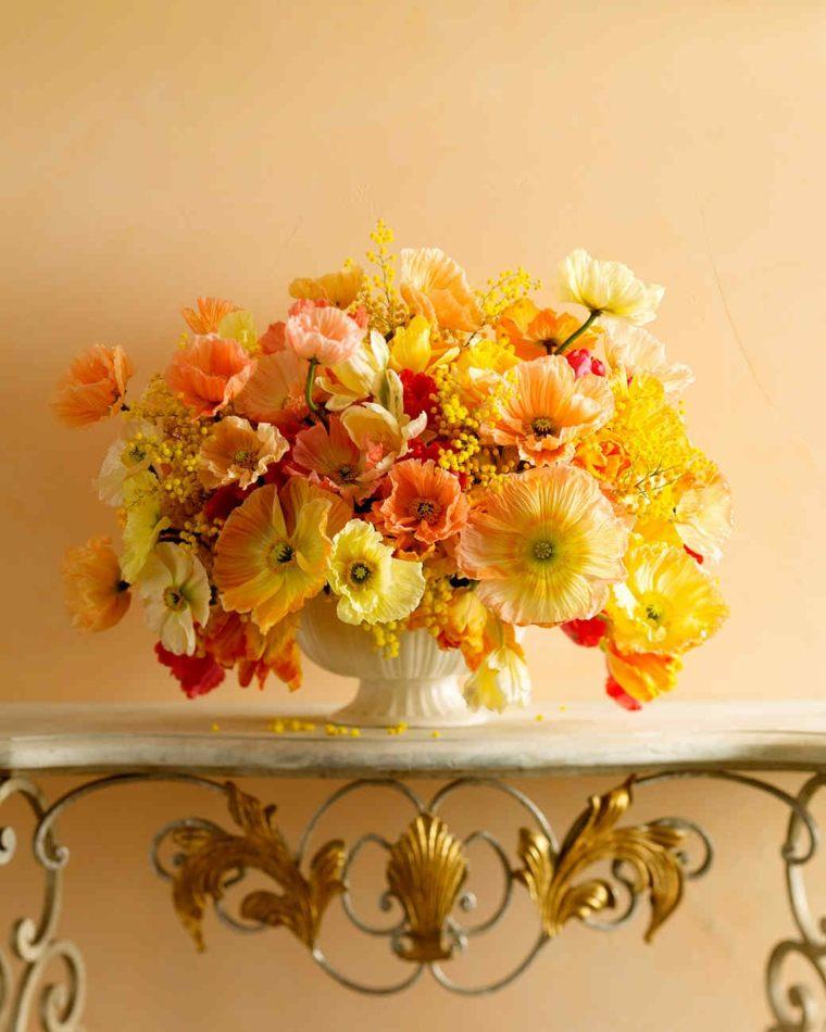 manualidades faciles-papel-flores
