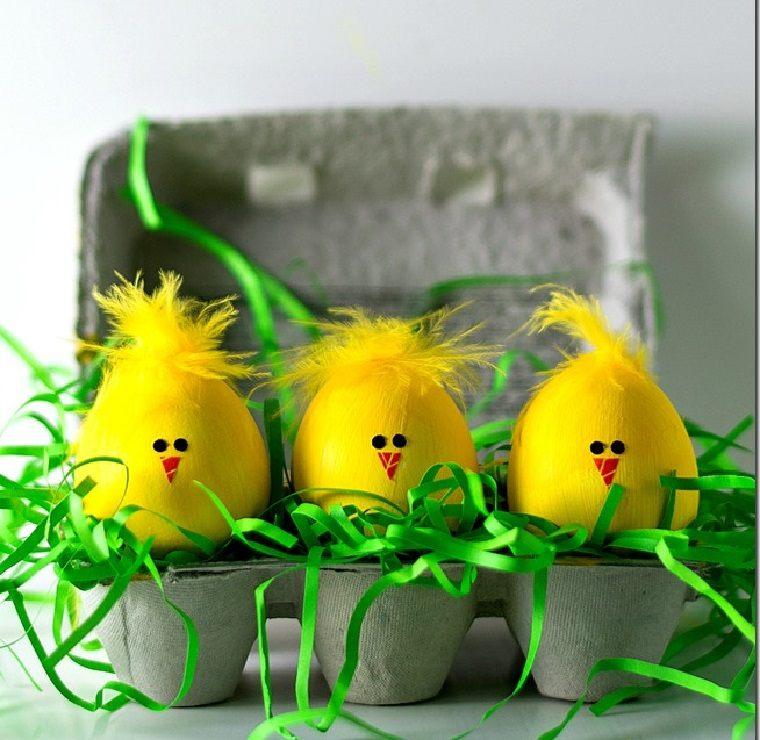 manualidades-para-ninos-primavera-ideas-huevos-pollos