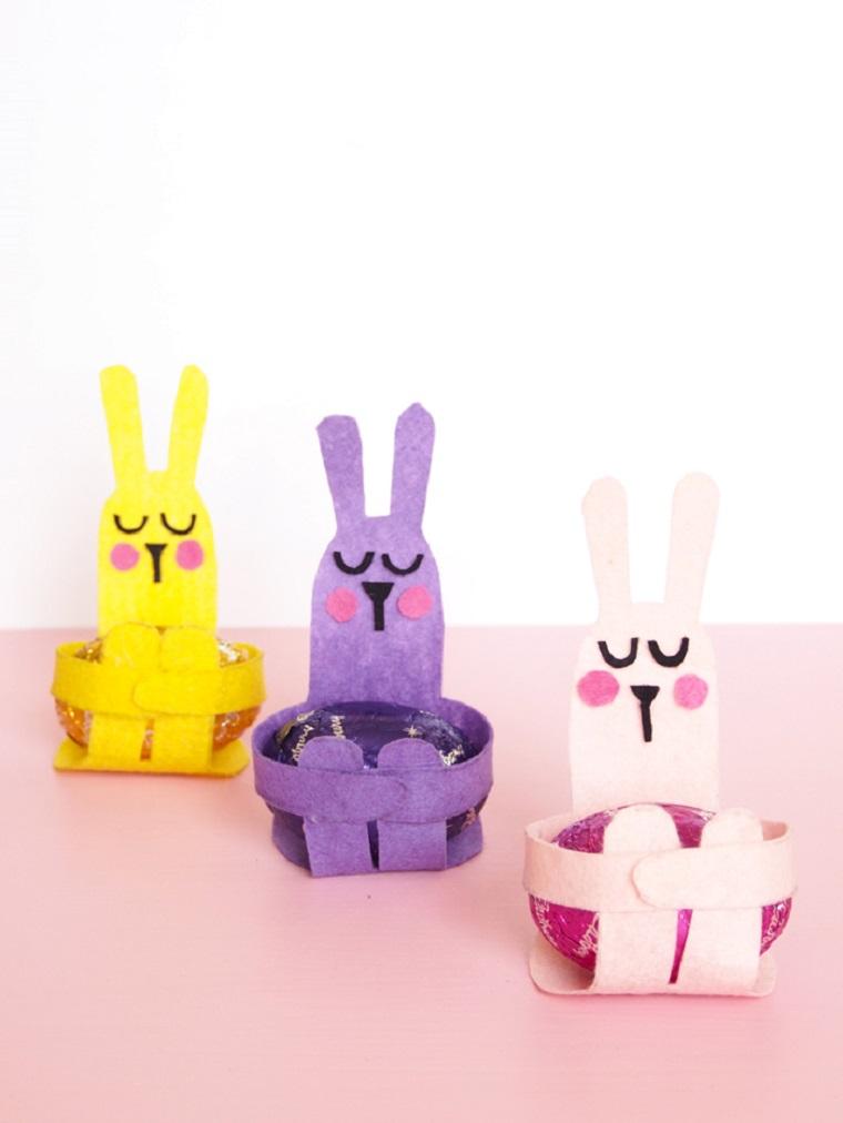 manualidades para niños-primavera-ideas-soporte-huevos