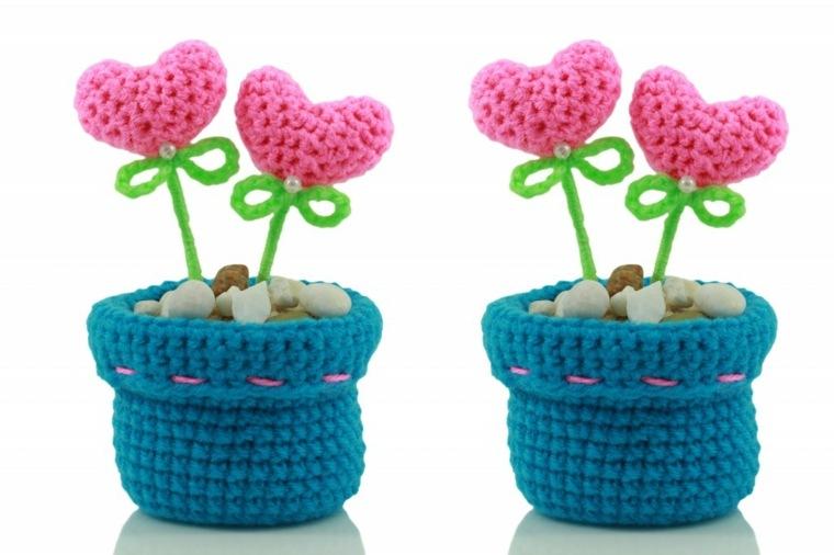manualidades sencillas-vender-flores