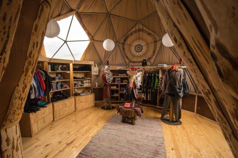 medioambiente interiores madera clara