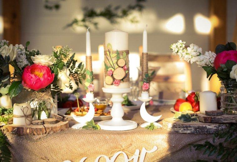 mesa-boda-primavera-velas-decoradas