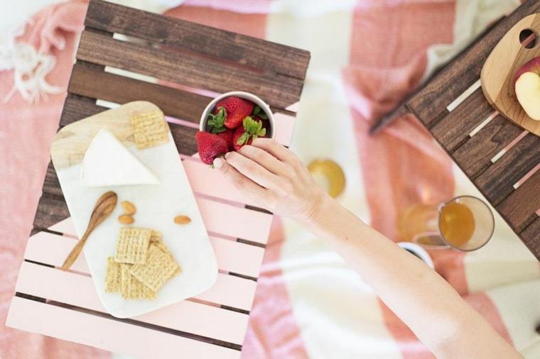 mesa-de picnic