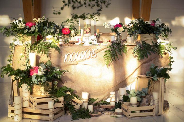 mesa-decorado-estilo-vintage-ideas-originales