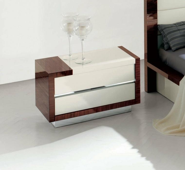mesa madera-decorar-dormitorios-modernos