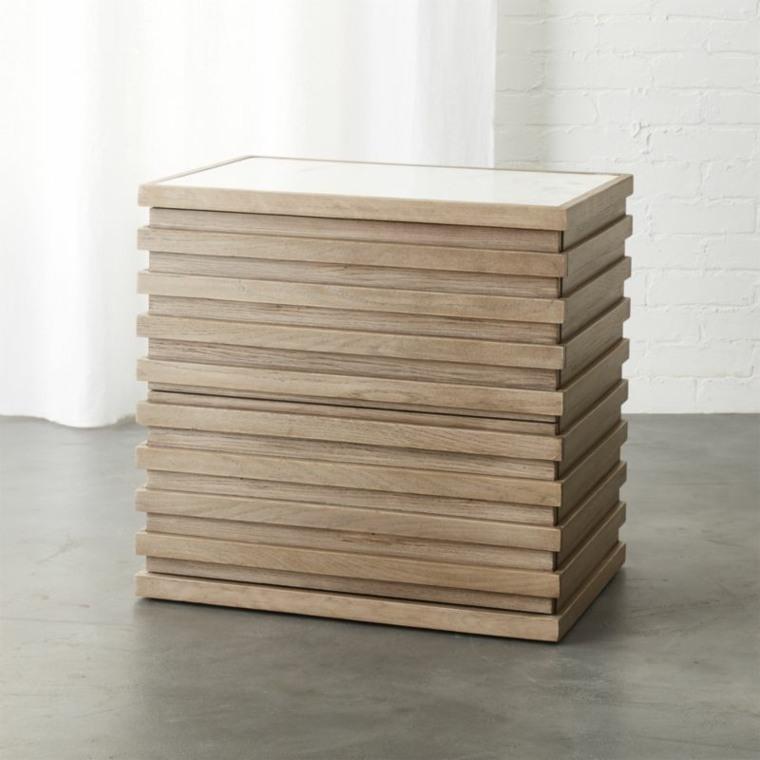 mesas de madera-decorar-dormitorios-modernos
