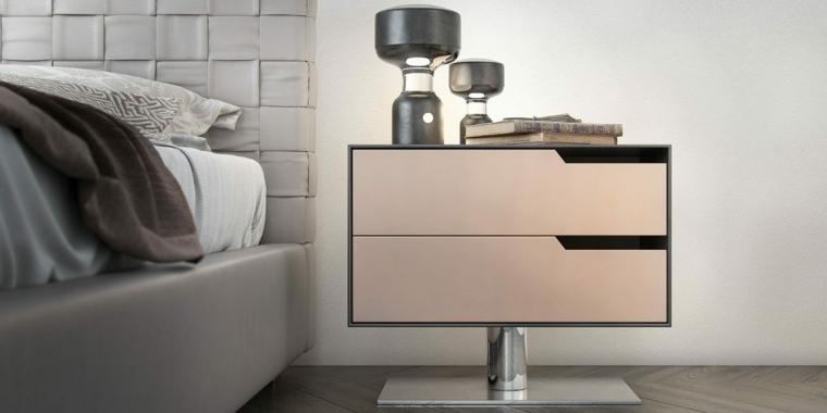 mesas de madera-decorar-dormitorios