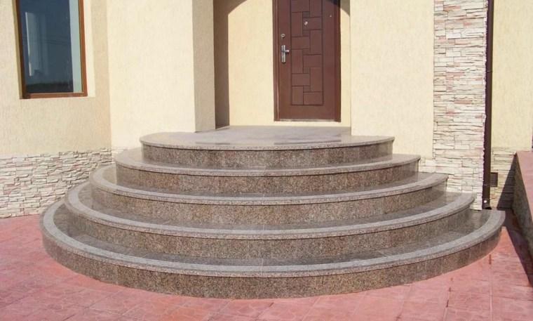 modelos de jardines-escaleras-redondeadas